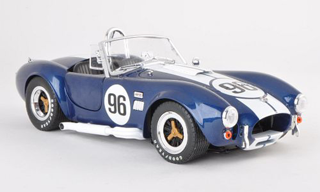 Shelby Ac Cobra 1/18 Shelby Collectibles 427 S/C No.96 miniature