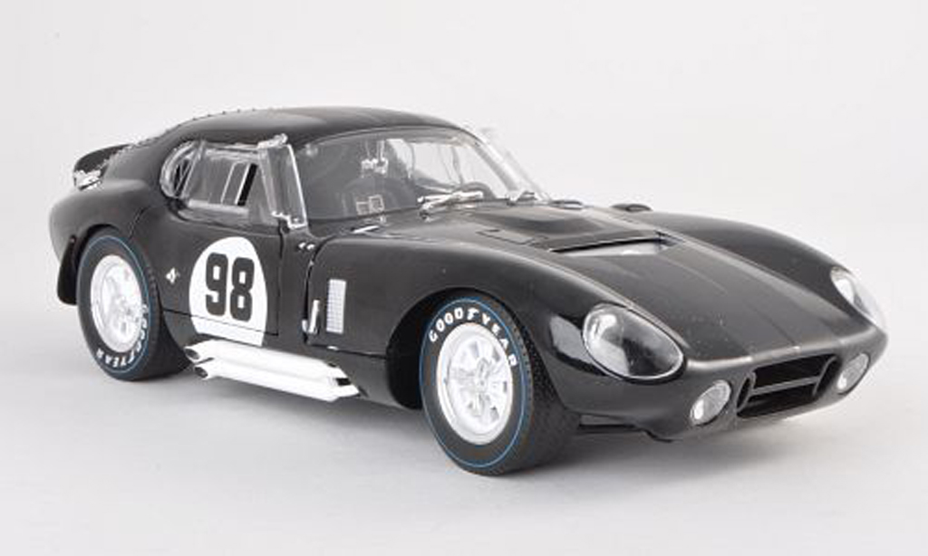 Shelby Cobra Daytona 1/18 Shelby Collectibles Daytona Coupe No.98 miniature