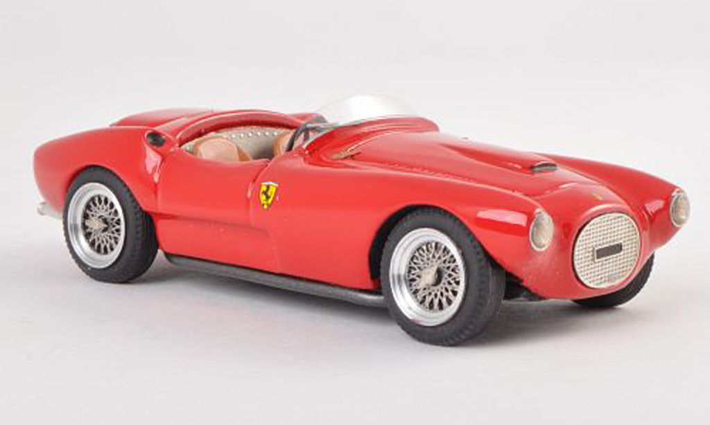 Ferrari 340 1/43 Jolly Model Spyder Fontana rouge 1952 miniature