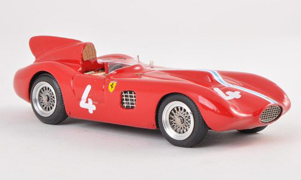 Ferrari 121 1/43 Jolly Model No.4 GP Venezuela 1955 U.Maglioli miniature