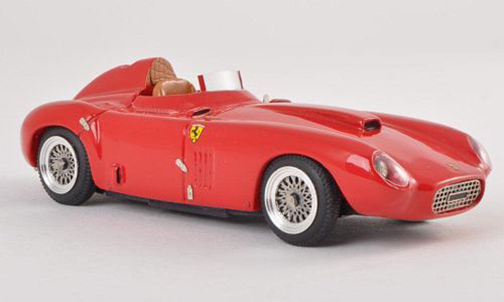 Ferrari 375 MM 1/43 Jolly Model Guida Centrale rouge 1954 miniature