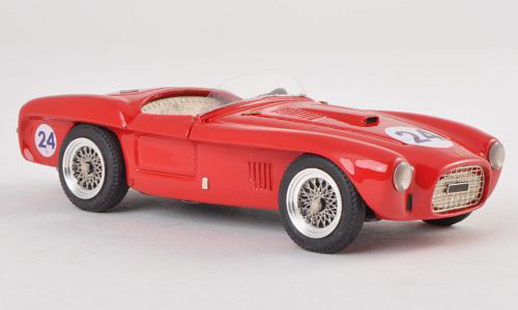 Ferrari 225 1955 1/43 Jolly Model Export No.24 1000km Buenos air miniature