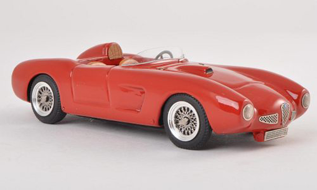 Alfa Romeo 1900 1/43 Jolly Model rouge 1952 miniature