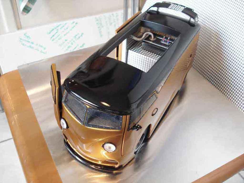 Volkswagen Combi 1/18 Solido techart rs