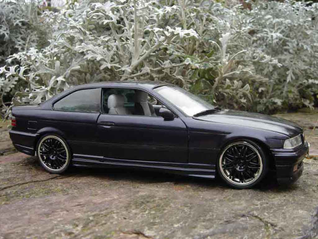 Bmw M3 E36 1/18 Ut Models preparation auto tuning 93