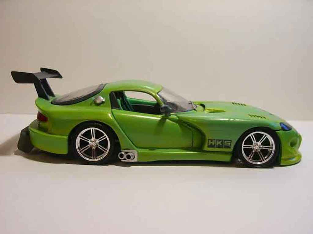 Dodge Viper RT 10 1/18 Burago rt 10 hydraconcept