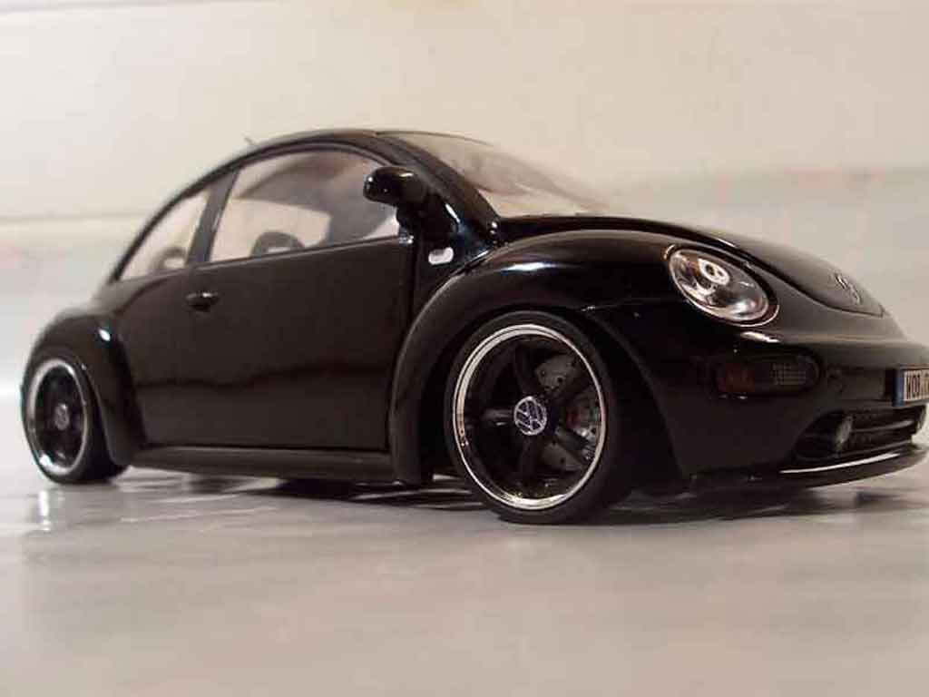 Volkswagen New Beetle Men In Black Solido Diecast Model Car 1 18 Clic Bug Buy Sell On
