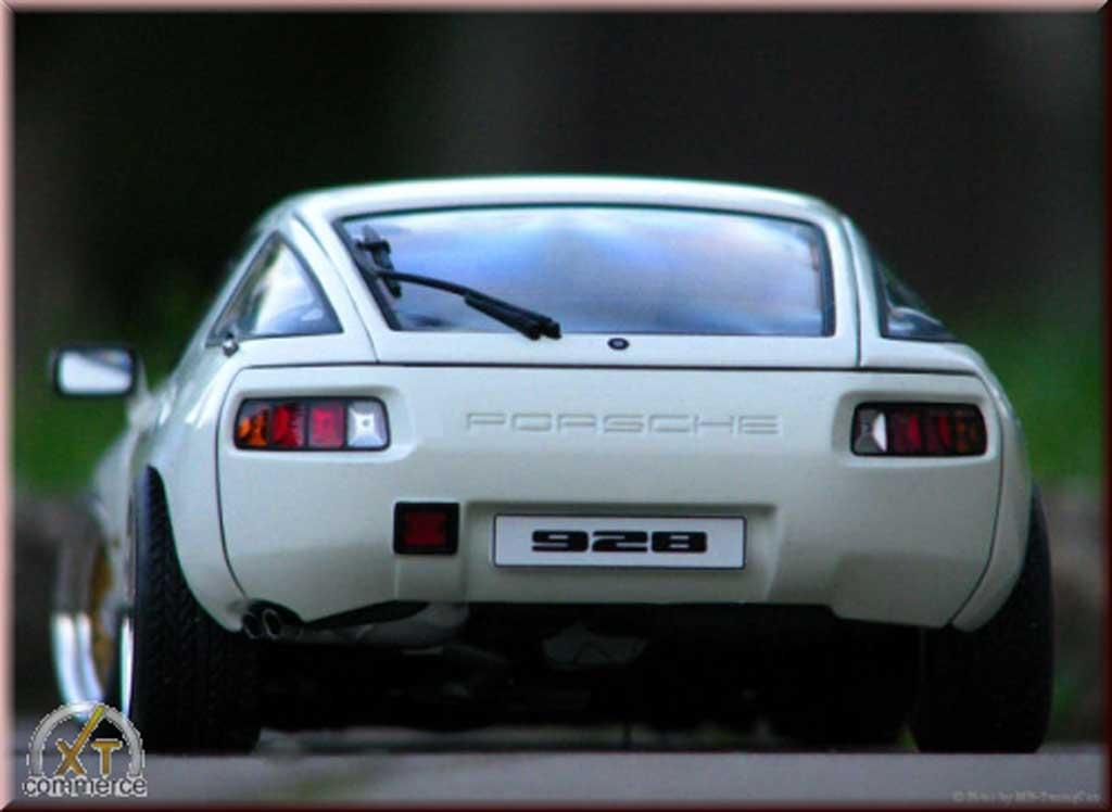 Porsche 928 1/18 Autoart Jantes BBS en aluminium d'origine - Gold Anodized