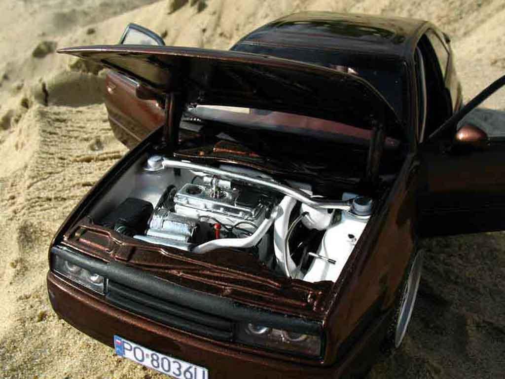 Volkswagen Corrado G60 german look Revell diecast model ...