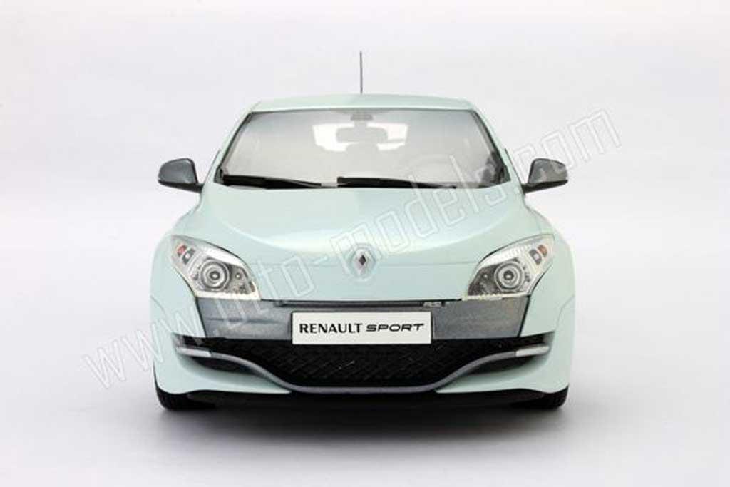 Renault Megane Sport 1/18 Ottomobile rs 2010 white