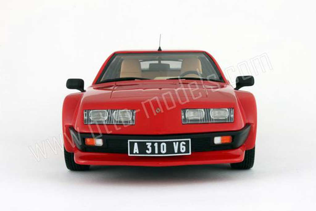 Alpine A310 Pack GT 1/18 Ottomobile 1985 rouge