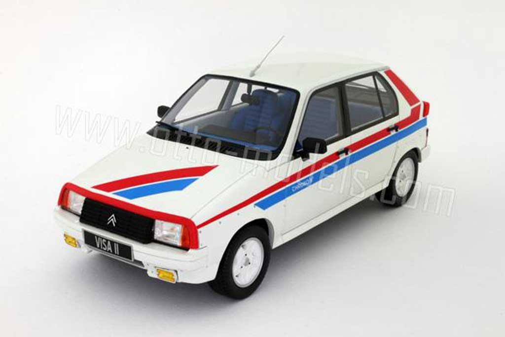 Citroen Visa 1/18 Ottomobile chrono 1982 miniature