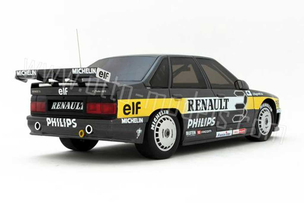 Renault 21 Turbo 1/18 Ottomobile superproduction 1988 numero 3 philips