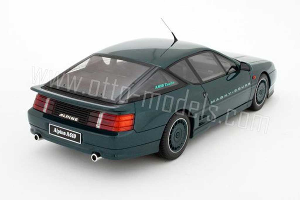Renault Alpine A610 magny-cours 1992 Ottomobile diecast model car 1/18 ...