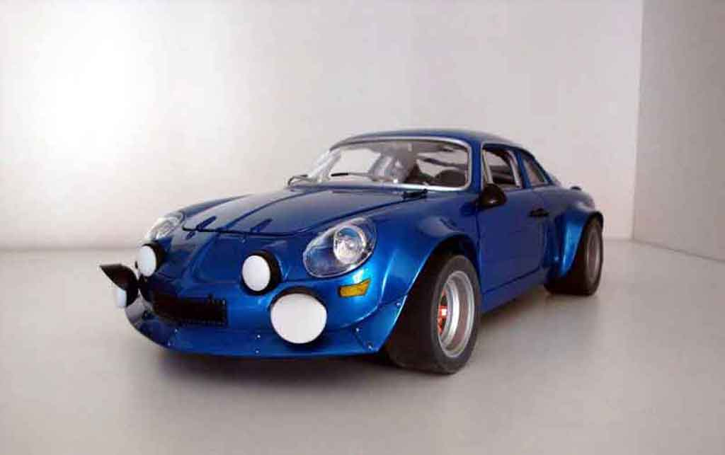 renault alpine a110 tour de corse 72 burago modellauto 1. Black Bedroom Furniture Sets. Home Design Ideas