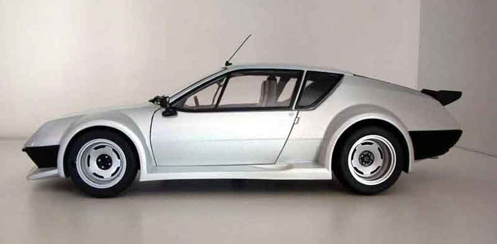 renault alpine a310 miniature pack gt kit resine norev 1 18 voiture. Black Bedroom Furniture Sets. Home Design Ideas