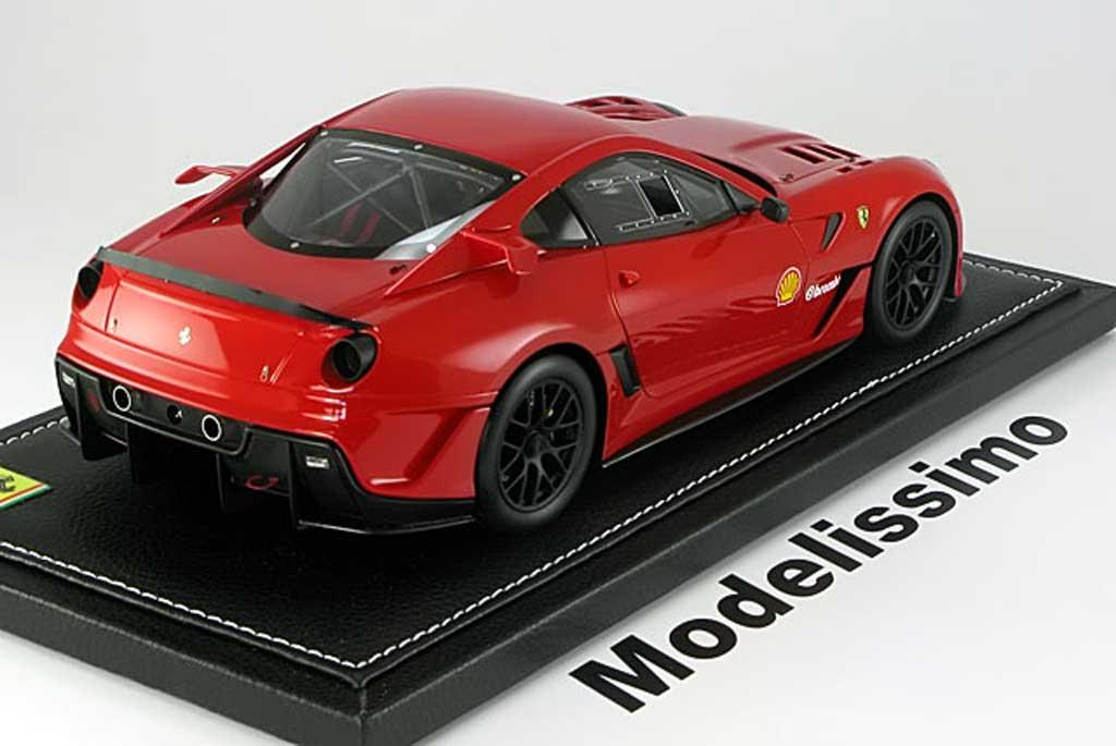 Ferrari 599 XX 1/18 BBR Models nerburgring record 2010