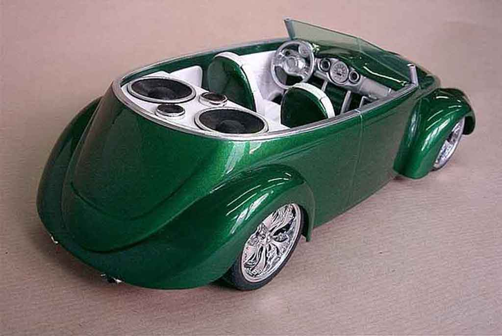 Volkswagen Kafer 1/18 Solido the greensled concept car