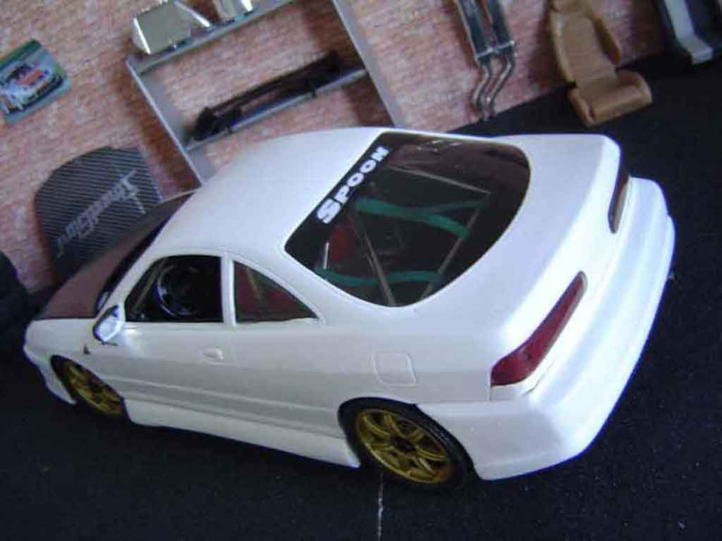 Honda Integra Type R 1/18 Hot Wheels spoon