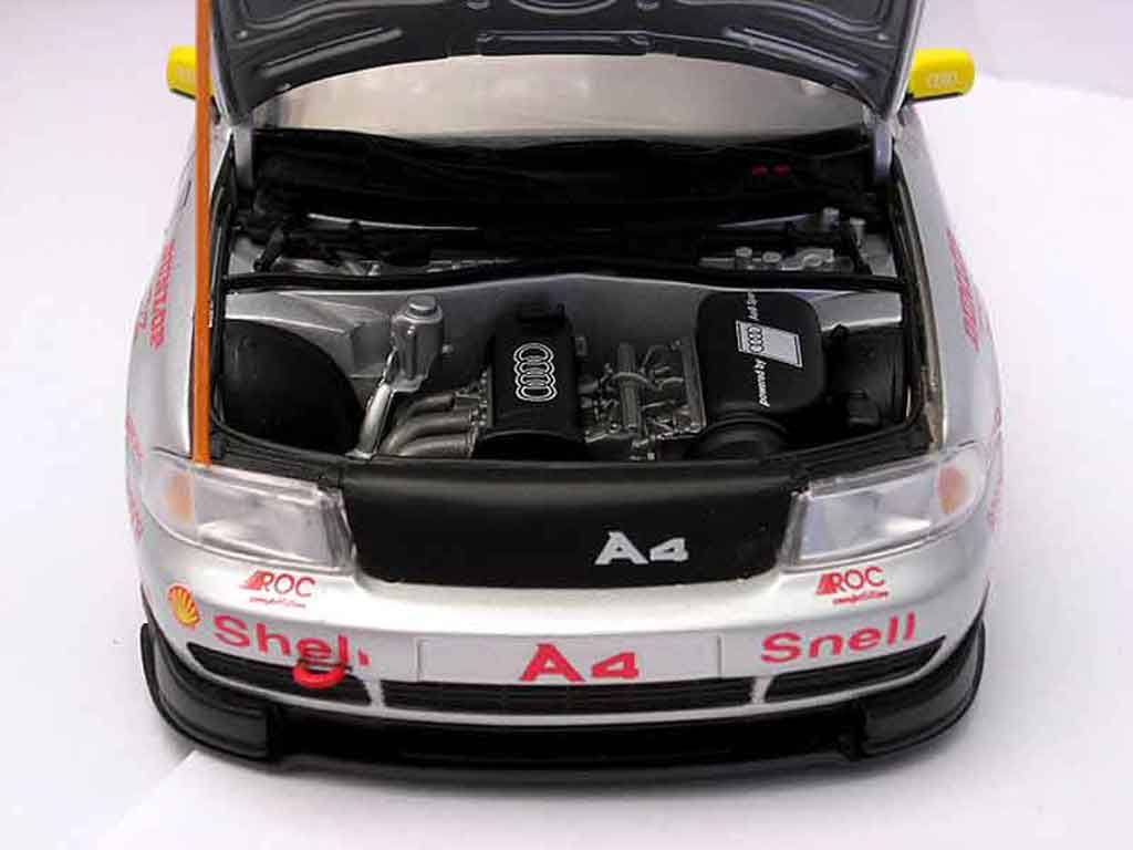 Audi A4 DTM 1/18 Ut Models stw biela #3