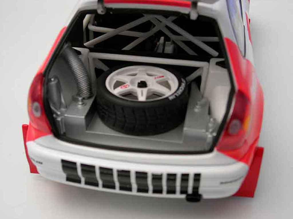 Toyota Corolla WRC 1/18 Autoart rallye portugal