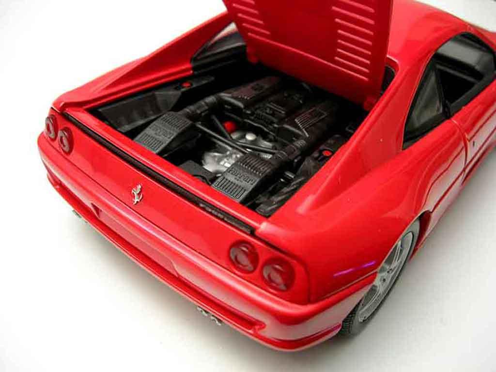 Ferrari F355 Berlinetta 1/18 Ut Models gtb red