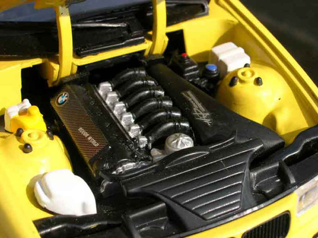 Bmw M3 E36 1/18 Ut Models jantes jantes racing hart