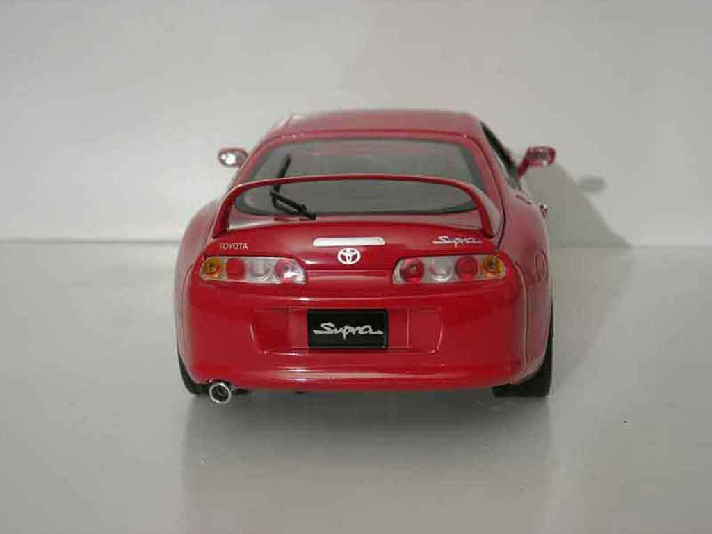 toyota supra mkiv red kyosho diecast model car 1 18 buy. Black Bedroom Furniture Sets. Home Design Ideas