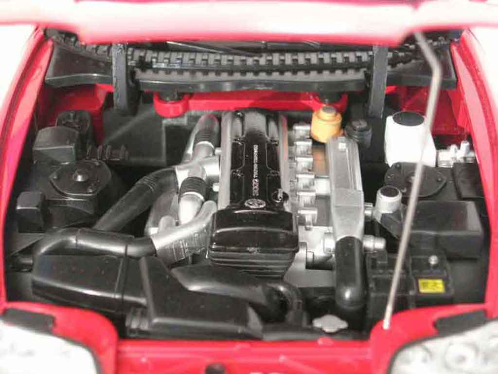Toyota Supra 1/18 Kyosho mkiv red