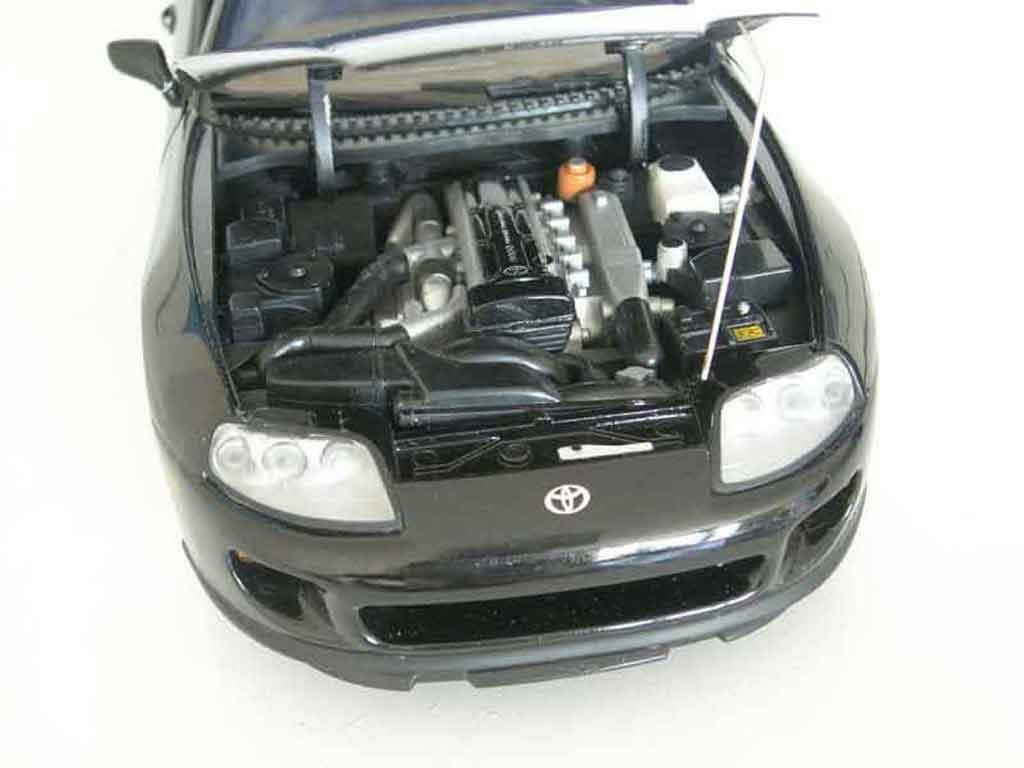 Toyota Supra 1/18 Kyosho black