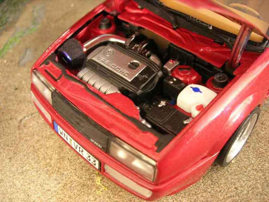 Volkswagen Corrado VR6 1/18 Revell german look
