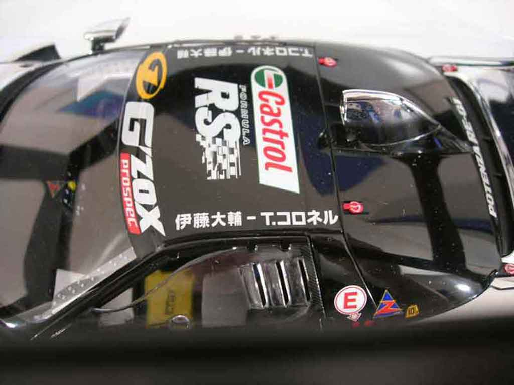 Voiture de collection Honda NSX JGTC 2003 gzox mugen Autoart. Honda NSX JGTC 2003 gzox mugen Mugen miniature 1/18