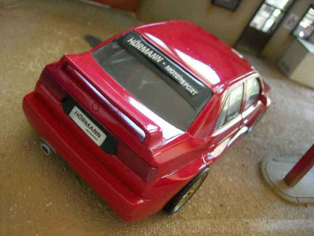 Alfa Romeo 155 1/18 Ut Models q4 preparation tuning