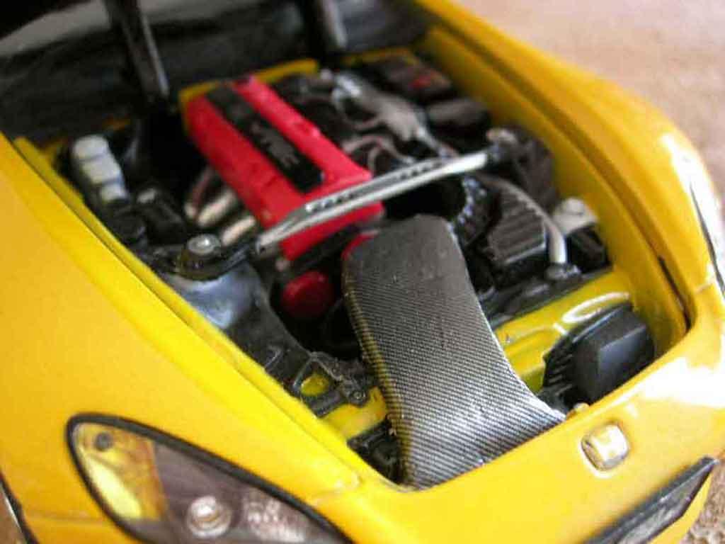 Honda S2000 1/18 Maisto mugen tuning miniature