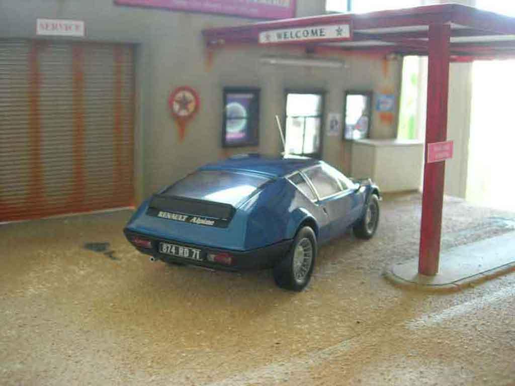 Renault Alpine A310 blue Norev diecast model car 1/18 - Buy/Sell ...