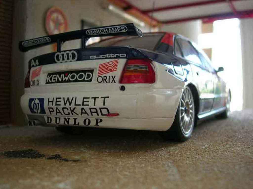 Audi A4 DTM 1/18 Ut Models stw 1997 orix jones racing collection