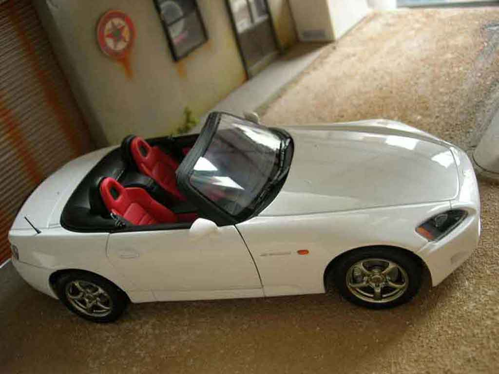 honda s2000 weiss autoart modellauto 1 18 kaufen verkauf modellauto online. Black Bedroom Furniture Sets. Home Design Ideas