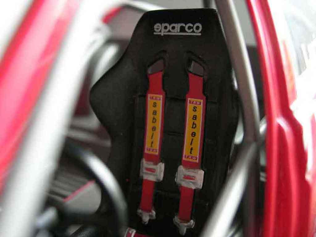 Alfa Romeo 155 1/18 Ut Models q4 v6 94 dtm #1 larini