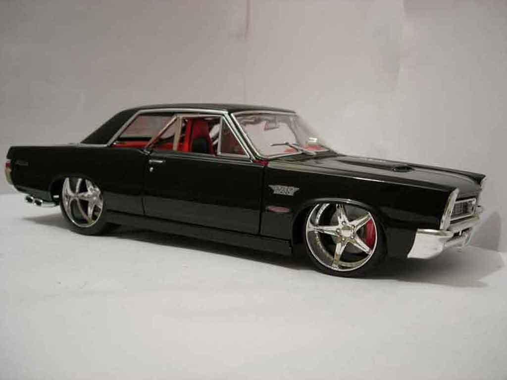 Pontiac GTO 1/18 Jada Toys Toys 1965 miniature