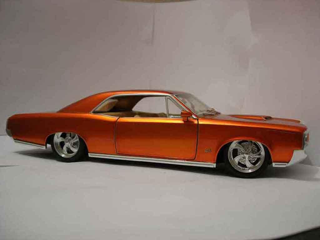 Pontiac GTO 1/18 Jada Toys 1966