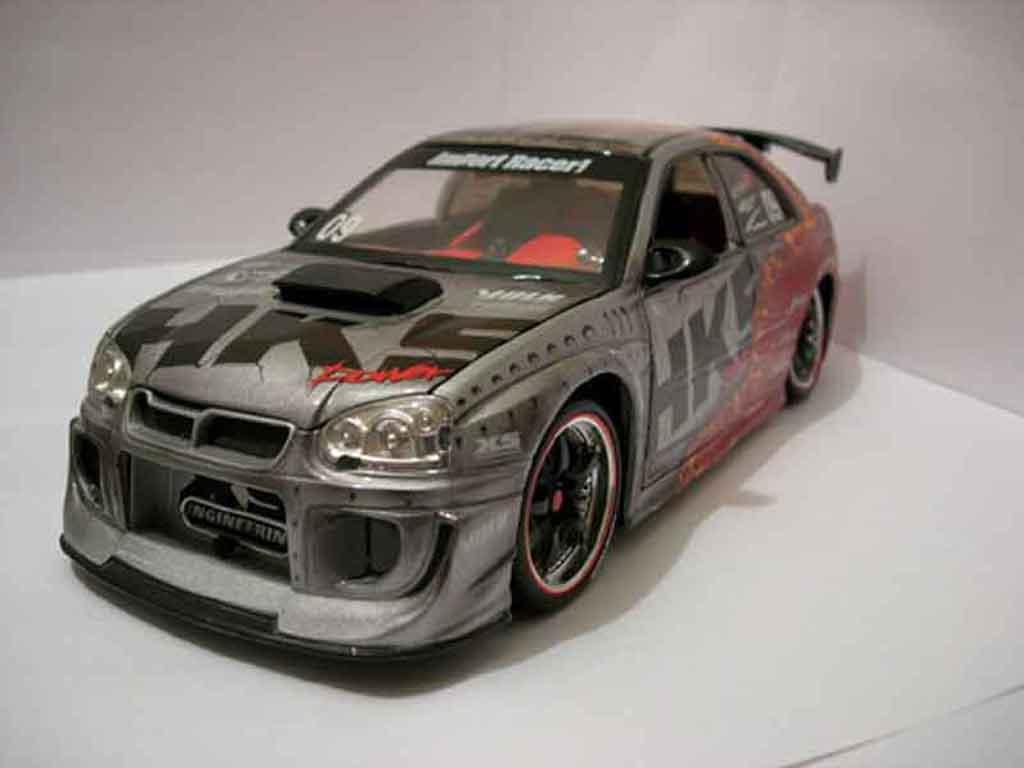 Subaru Impreza WRX 1/18 Jada Toys Toys STI drift