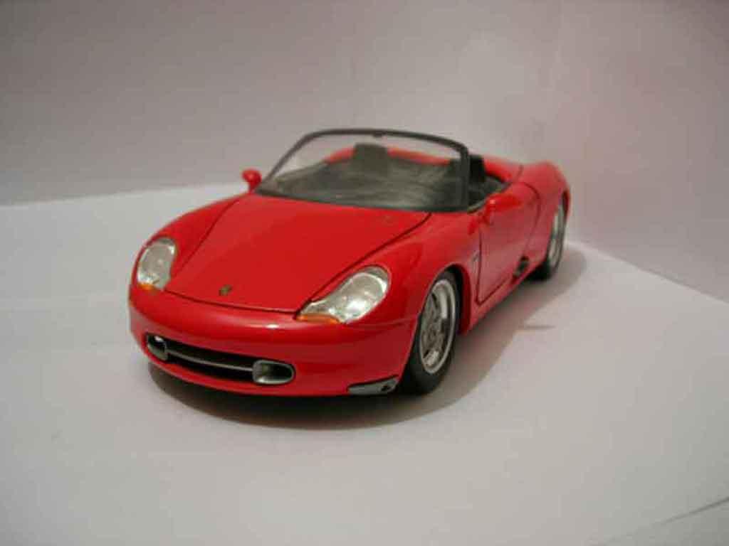 Porsche Boxster 1/18 Maisto concept miniature