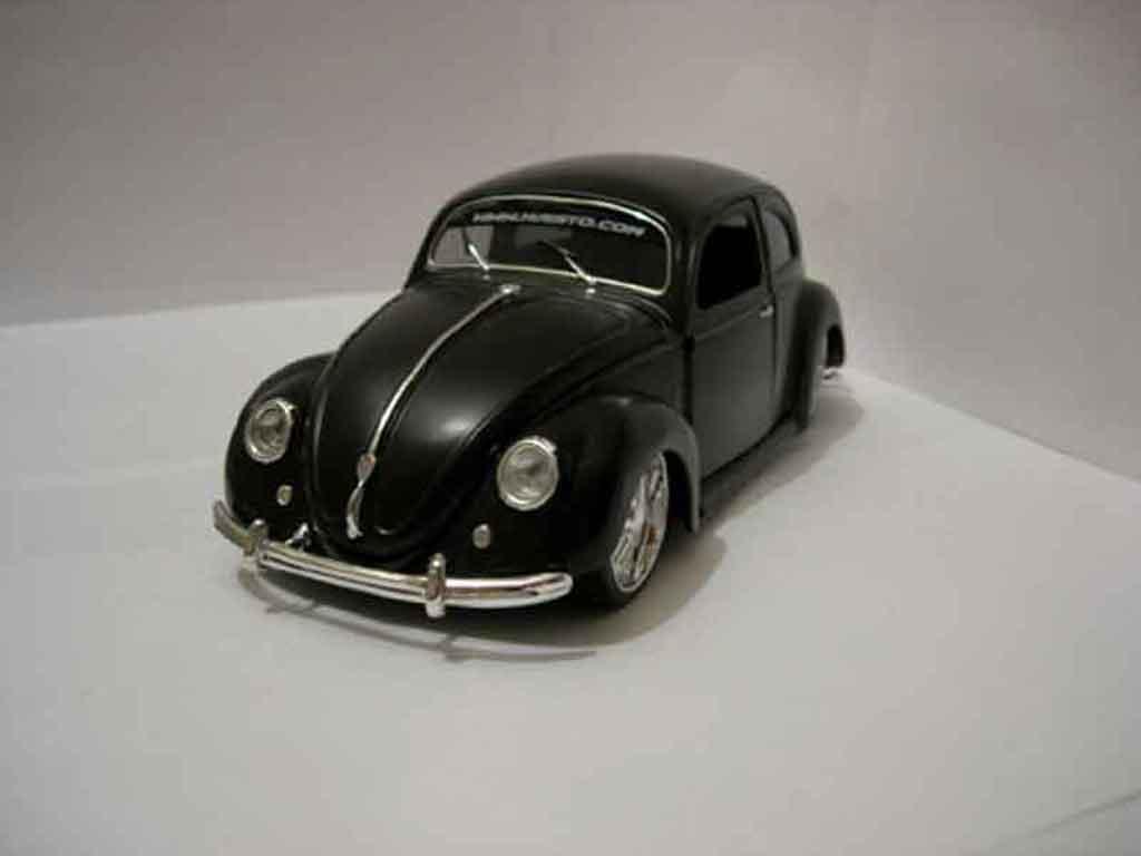 Volkswagen Kafer 1/18 Playerz coccinelle 1951 miniature