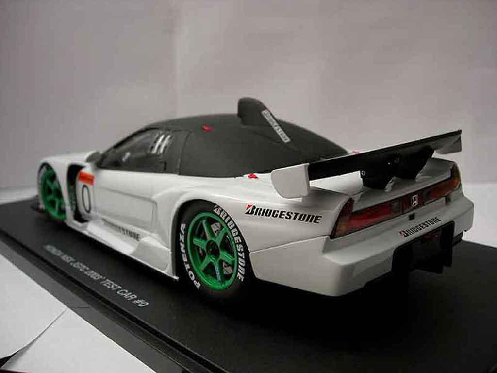 Honda NSX JGTC 1/18 Autoart test car 2003