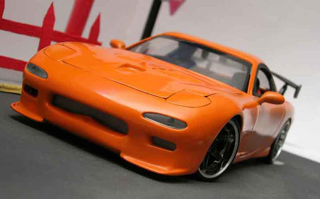 Mazda RX7 1/18 Kyosho fd3s tuning