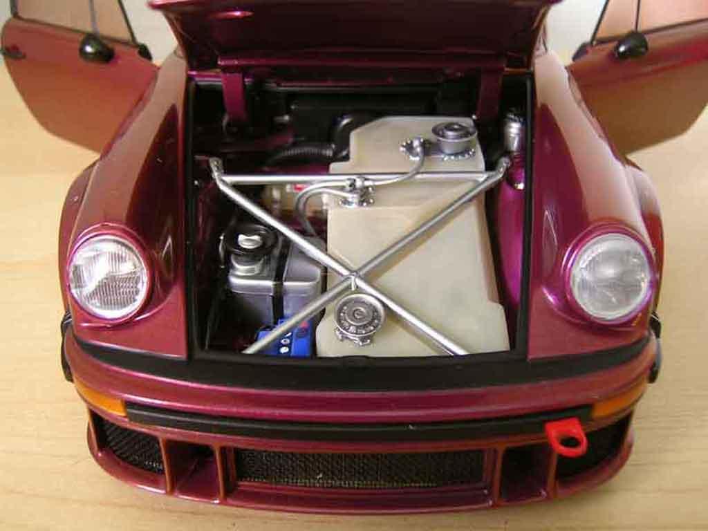 Porsche 934 RSR Turbo 1/18 Exoto standox interlagos fire