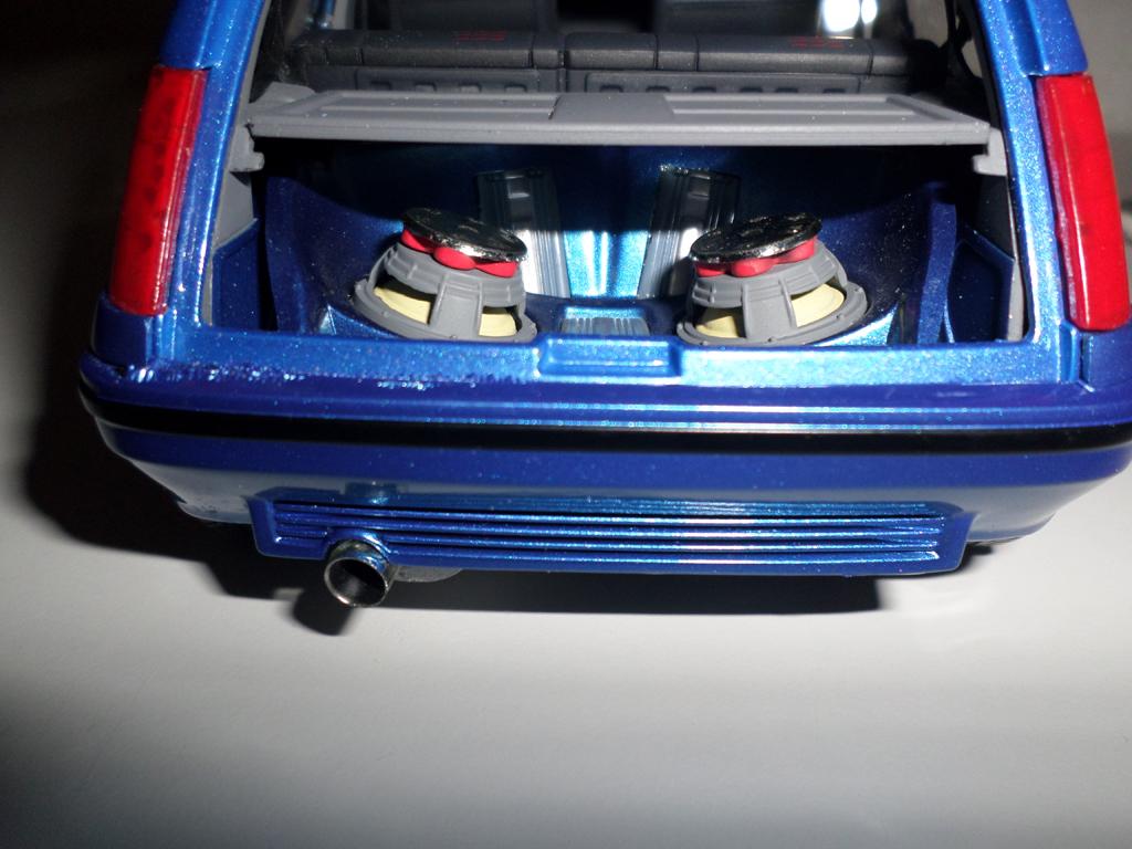 diecast renault 5 gt turbo 1 18 norev jantes speedline 15 pouces bleu
