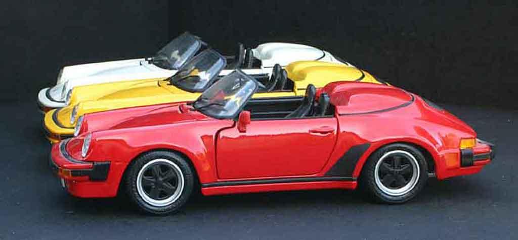 Porsche 911 Speedster Rot Maisto Modellauto 1 18 Kaufen Verkauf Modellauto Online Modellautos De