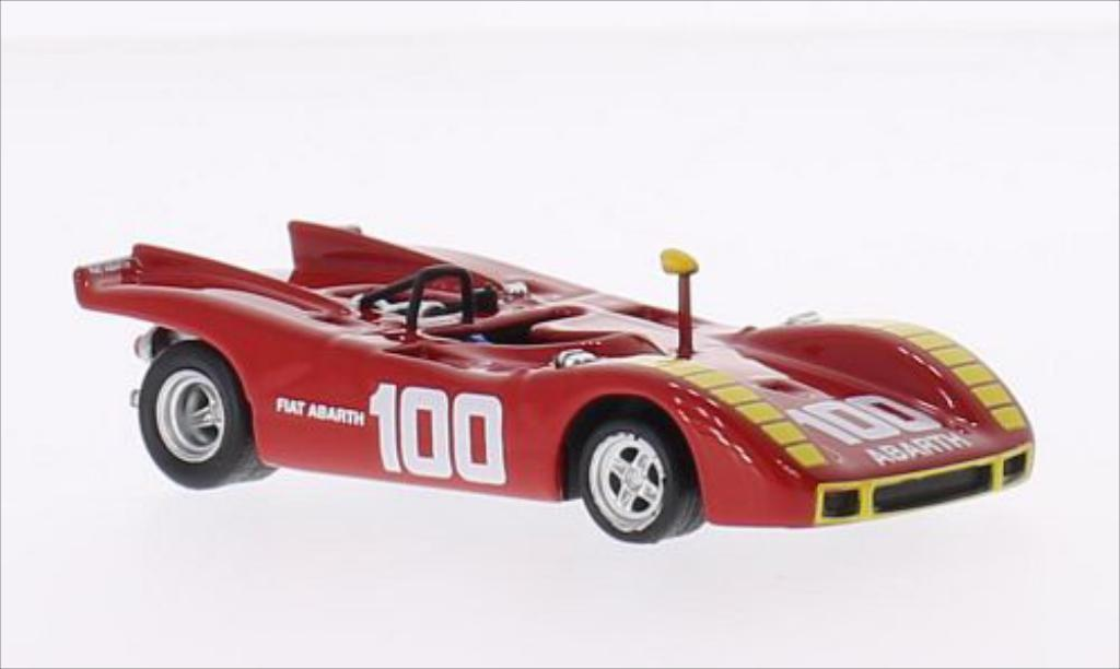 Abarth 2000 1/43 Best SP No.100 Enna 1970 miniature