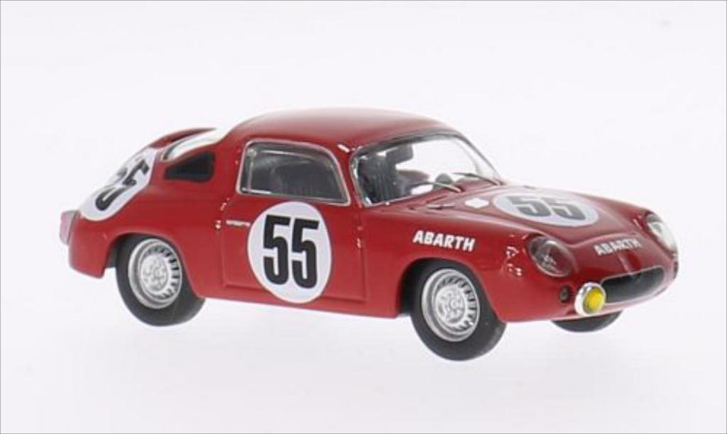 Abarth 700 S 1/43 Best No.55 24h Le Mans 1961 /K.Foitek miniature